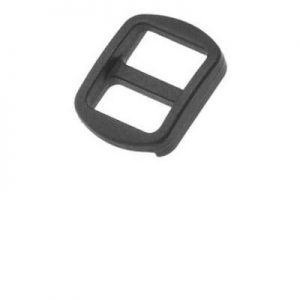 Wide Mouth Sliplok Buckle - 3/8""