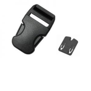 Stealth Pouch Side Release Buckle