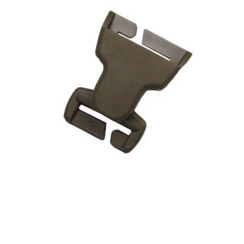 Low Profile Web Attach MOLLE Mount Female Buckle